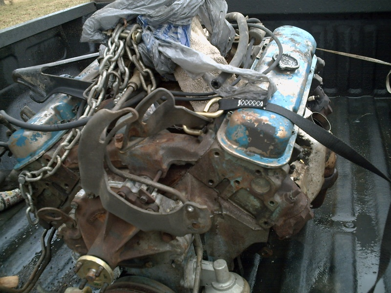 Motor cleaning