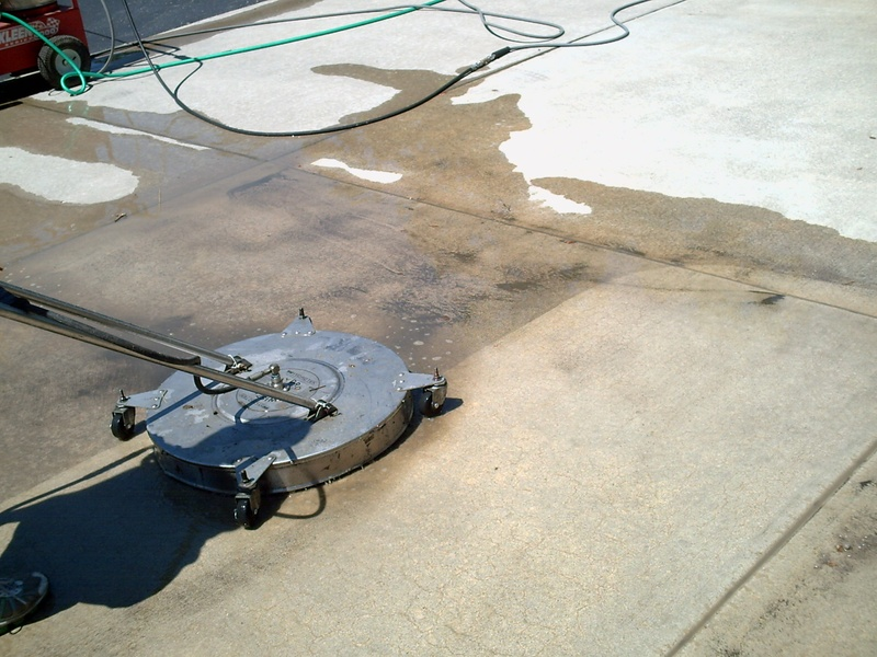 One of the surface cleaners